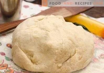 Chefurek dough