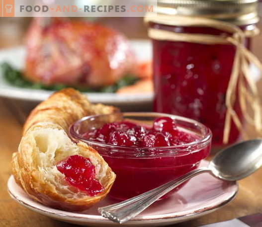 Cherry jam: how to cook cherry jam correctly